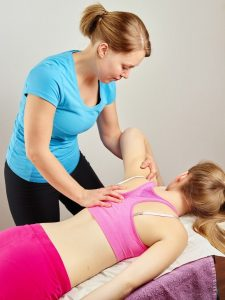 Physiotherapist providing expert and result oriented Physio Care at Action Physiotherapy St. John's