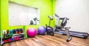 actionphysiotherapy st.johns exercise room