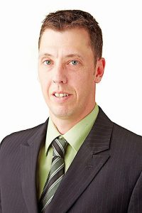 Dr. Darrell Wade, Chiropractor at Action Physiotherapy, St. John's