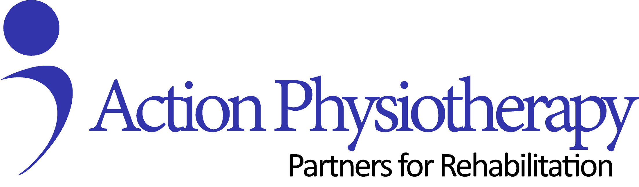 action physiotherapy logo