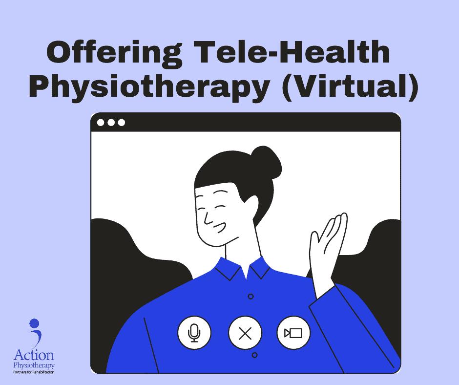 Tele-Health Virtual Physiotherapy St. John's