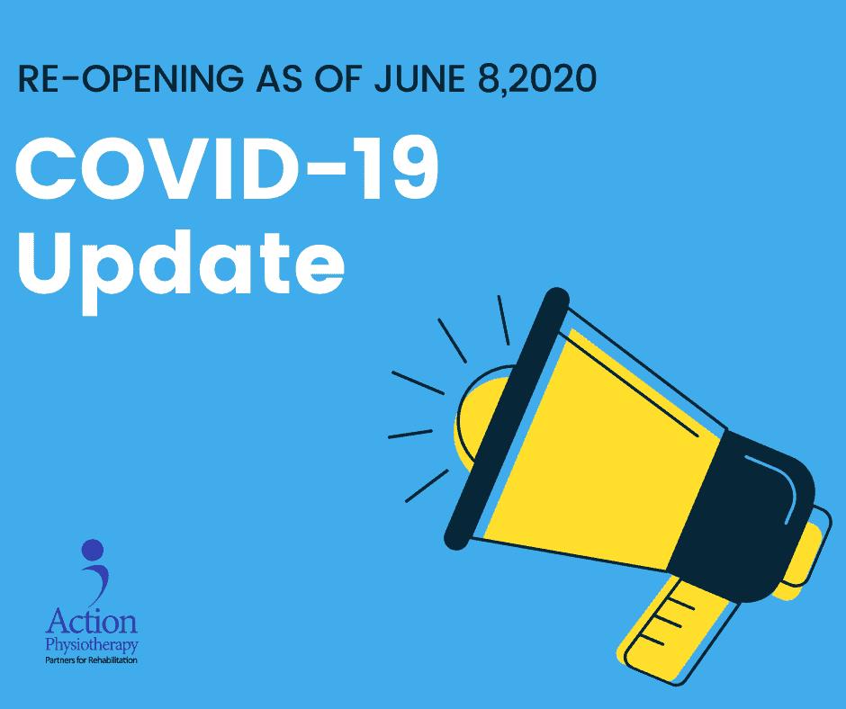 Covid-19 Reopenening