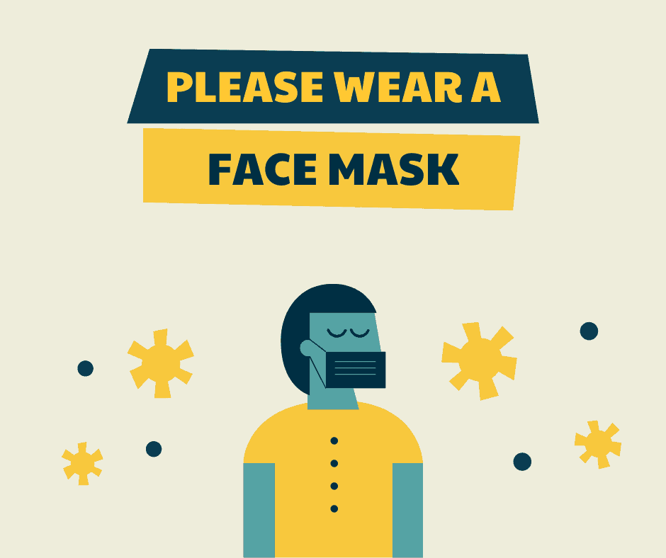 Action Physiotherapy -face mask